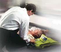 AED use in the workplace
