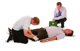 first aid in the workplace and hse first aid